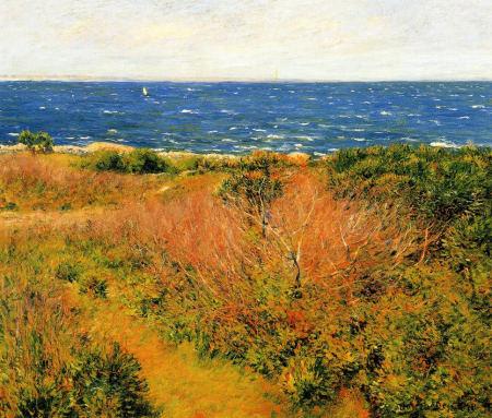 Seascape - Joseph Rodefer de Camp