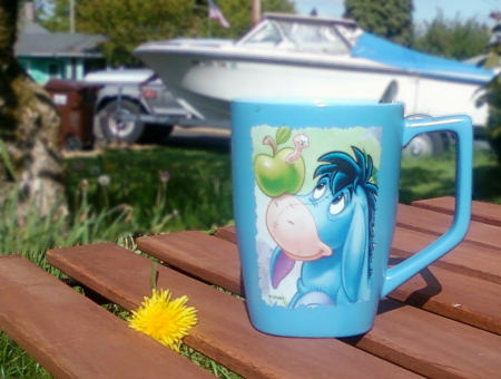 My favorite cup.