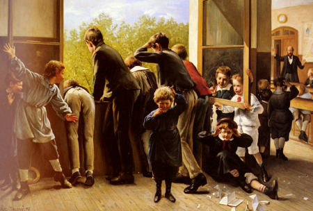 Auguste Trupheme - The Class Pranksters