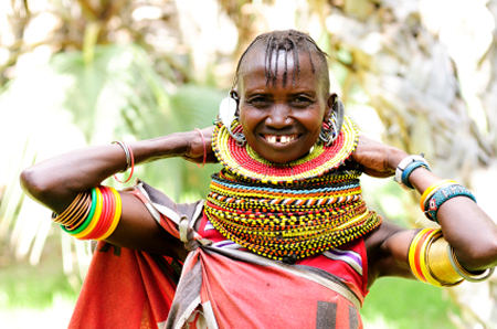 The Maasai of Tanzania