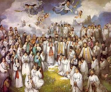 Korean Saints