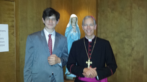 christopher and the Bishop