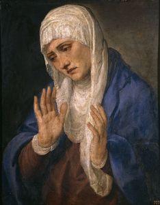 Mater Dolorosa - Titian